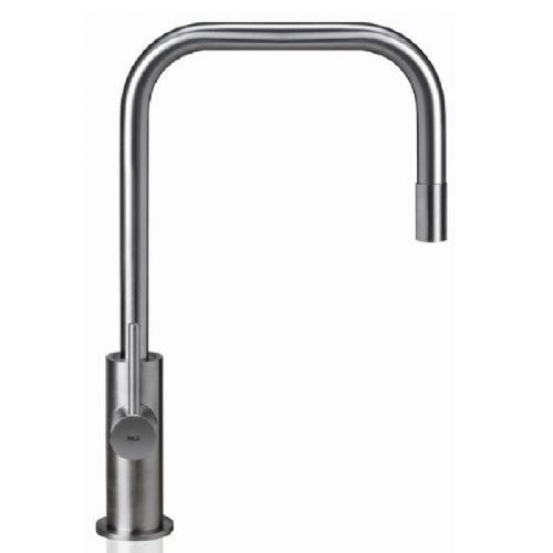 MGS Spin SQE Stainless Steel Kitchen Tap